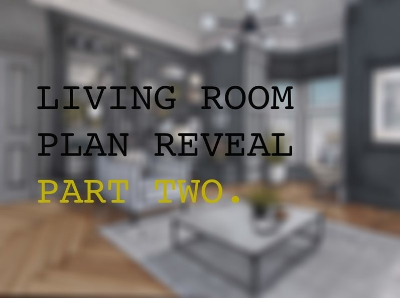 Living Room Planning Part Two; Multiple Focal Points