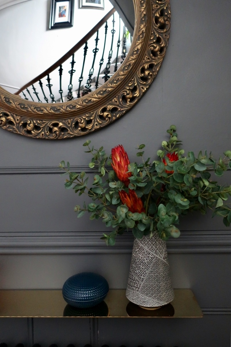 Stair and Hallway Makeover Reveal With An Epic Gallery Wall