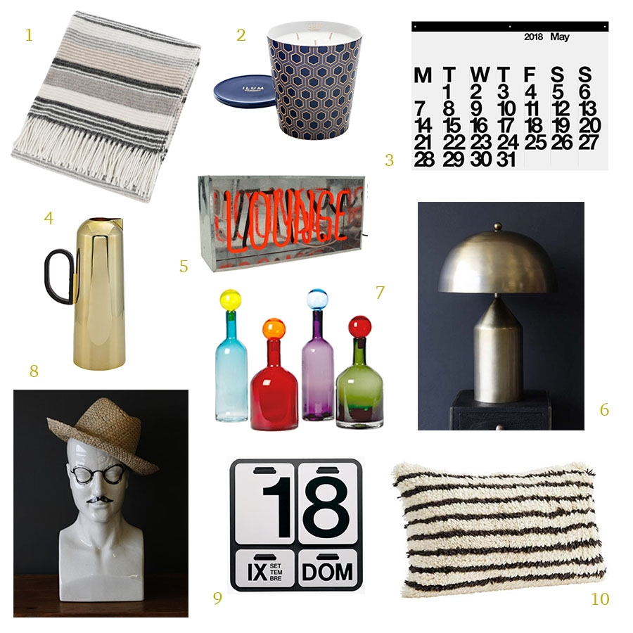 Top Ten Home Gifts £60+