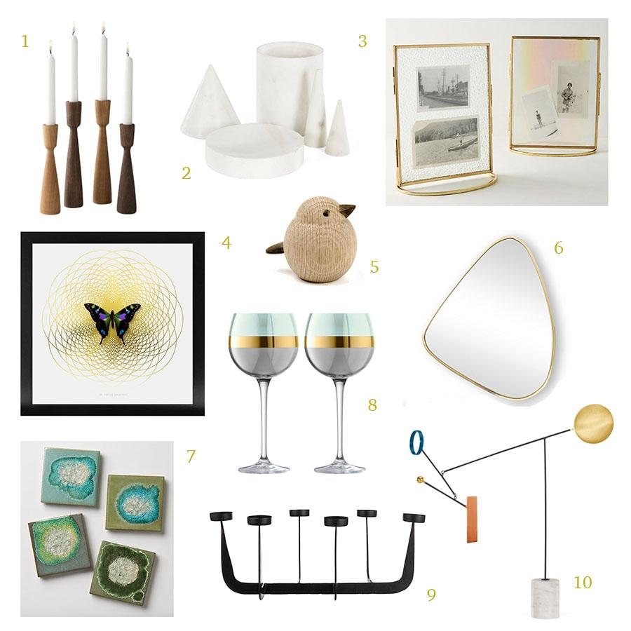 Top Ten Home Gifts Under £60
