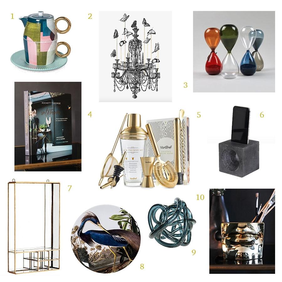 Top Ten Home Gifts Under £30