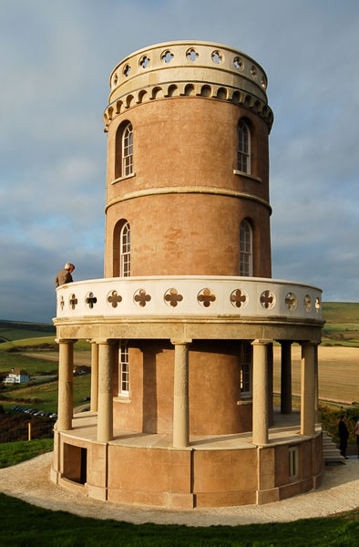 Landmark trust clavel tower dorset
