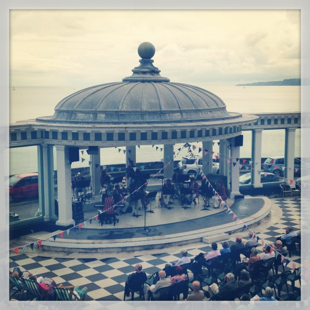 Scarborough Bandstand