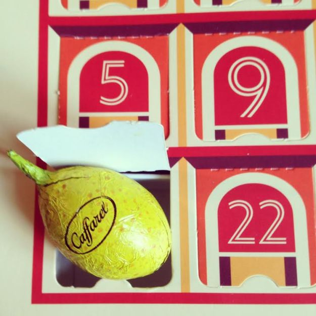 Carluccios Advent Calander