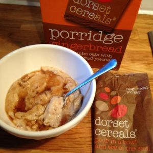 Dorset Cereals Gingerbread Porridge