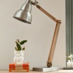 House Doctor DK Industrial Desk lamp