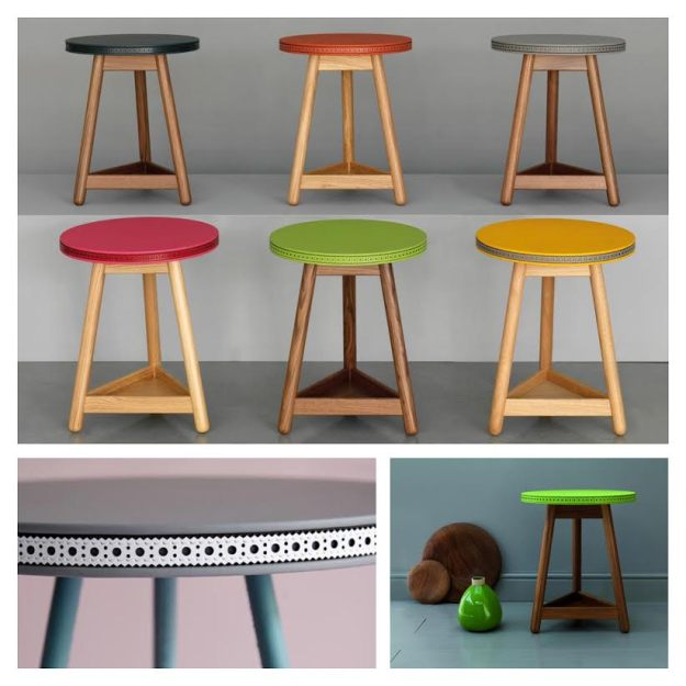 Bethan Gray Brogue tables