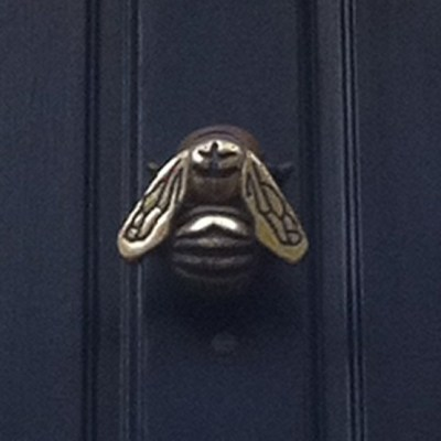 Brass Bumble Bee Knocker Michael healy