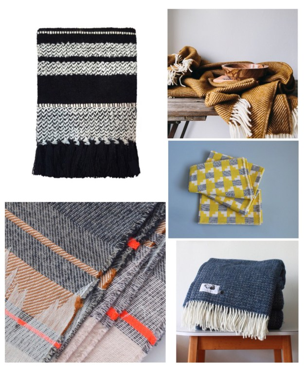 Best blankets 2016, ISH no2, future kept chevron, SMUG, eleanor Pritchard tate, Hollys House berber
