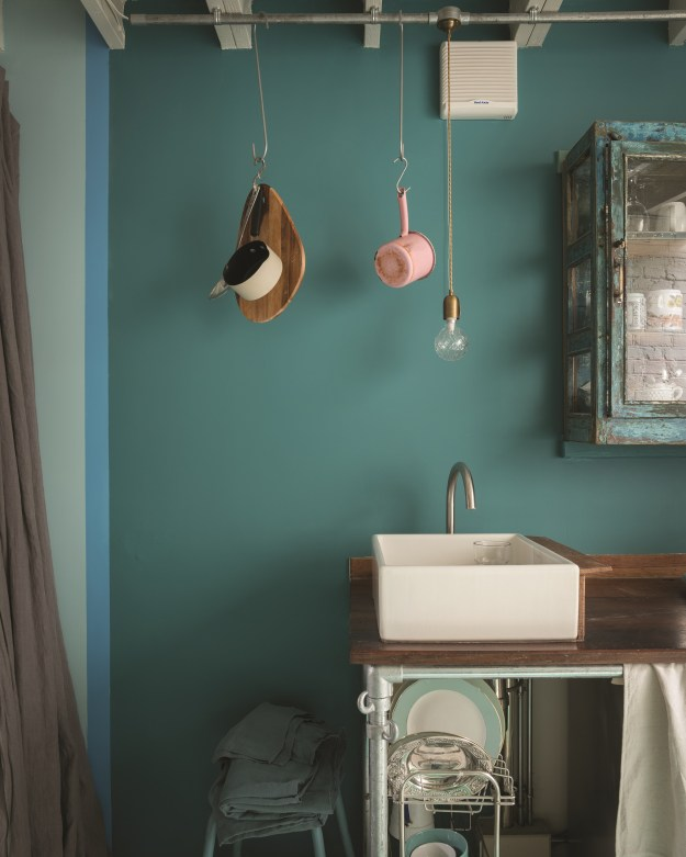 Farrow & Ball Small Spaces