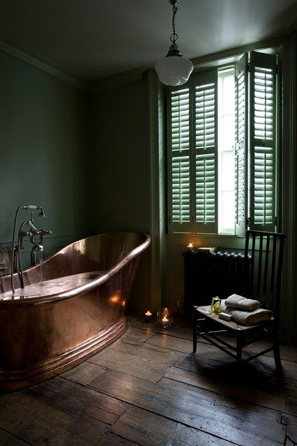 painted plantation window shutters