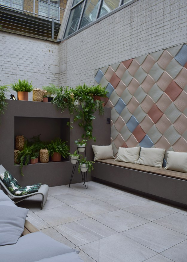 Clerkenwell Design Week 2017 - Note Design Studio for Domus Tiles 1