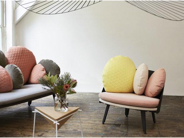 PETITE FRITURE sofa