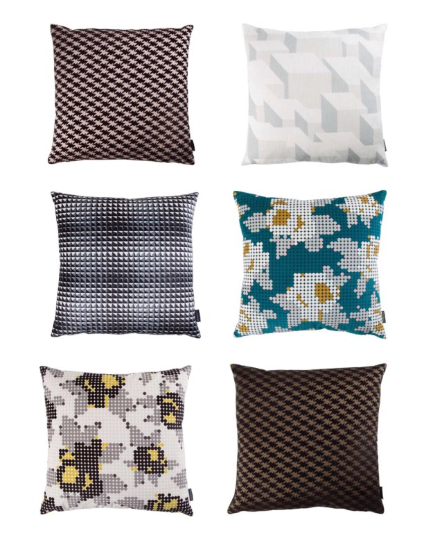 Eley Kishimoto for Kirkby Design textile cushion from Sweetpea & Willow