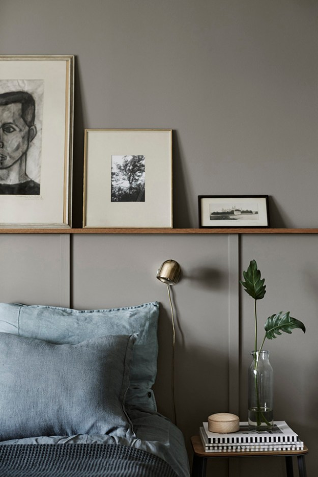 Colour The New Neutrals - Taupe, Greige and Clay, scandi bedroom