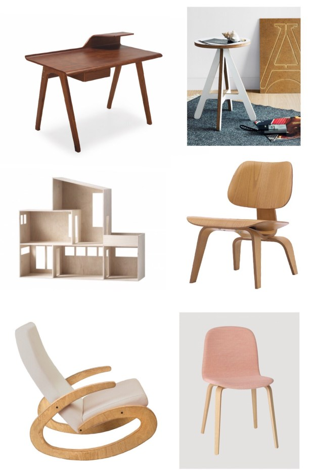 Modern Plywood Furniture Design Icons