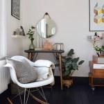 ikea faux plants foliage scandinavian bedroom interior styling ideas and inspiration