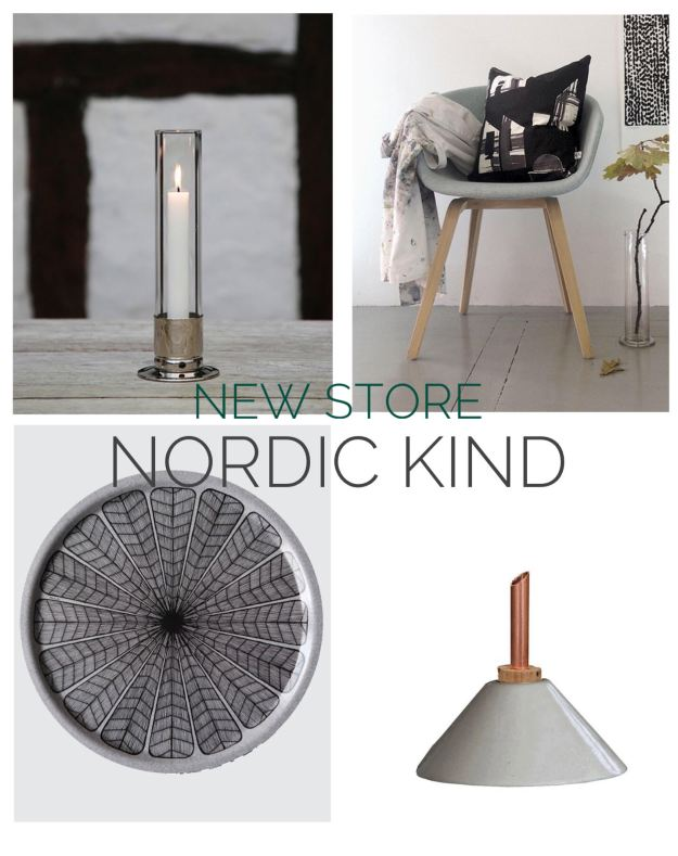 New Store Nordic Kind, Scandinavian Homewares monochrome