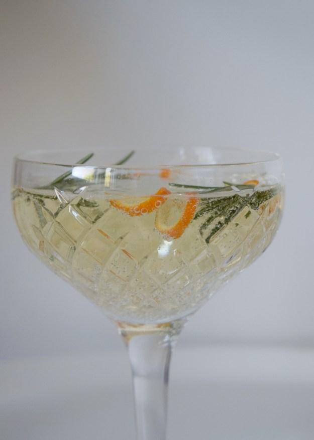 John Lewis Soho Home Barwell range, champagne coupee