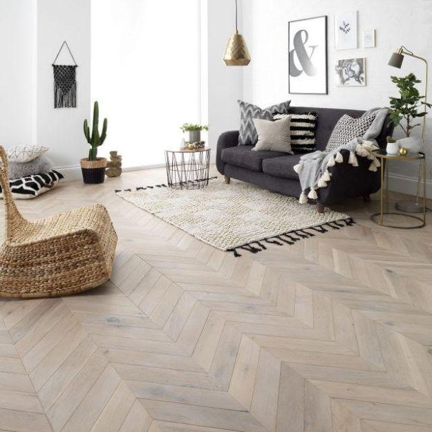 Natural wood flooring solutions from Woodpecker flooring, interior design and inspiration Goodrich