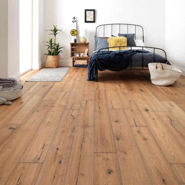 Styling Natural Wood Flooring For Woodpecker Flooring
