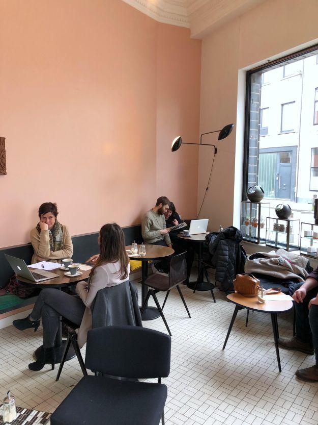 Antwerp Design Tour Bloggers Travel Guide Best Cafes Copper (1)