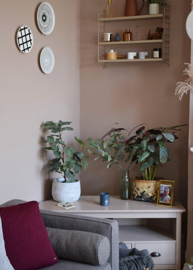 Room Makeover Our Mid Century Calm Space With Muted Scandinavian Colours