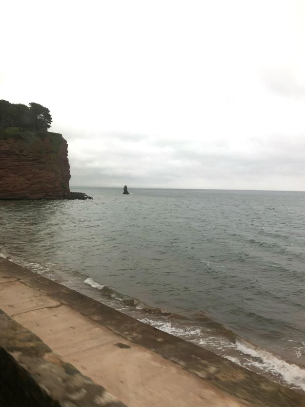 Jurassic Coast by train (1)