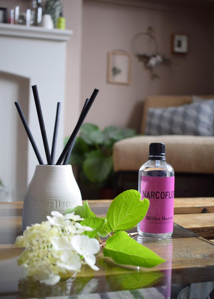 Miller Harris new home fragrance collection photoshoot and styling Design Soda Blog