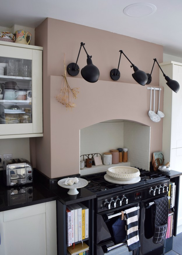 A Small Kitchen Update Using The New Goodhome By B Q Store Design