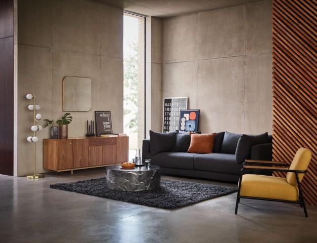 Habitat AW19_clemence_sofa_ Mid century interior