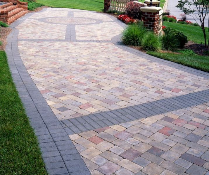 pavers ideas patio