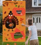 30 Best Thanksgiving Games to Play with All Family Member