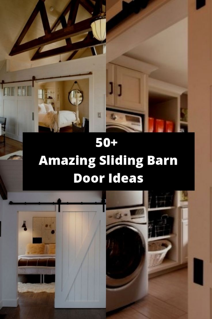 Amazing Sliding Barn Door Ideas