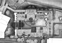 Wayne Mannings Second floor plan