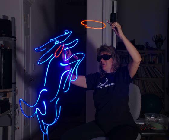 LED Art (3/6)