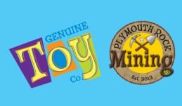 Genuine Toy Co. Logos