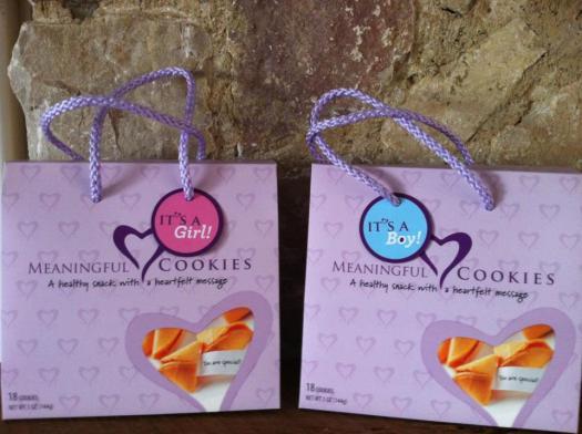 Meaningful Cookies Packaging