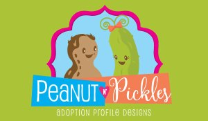 Adoption Profile Design Logo