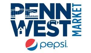 Pepsi Penn West Market Logo