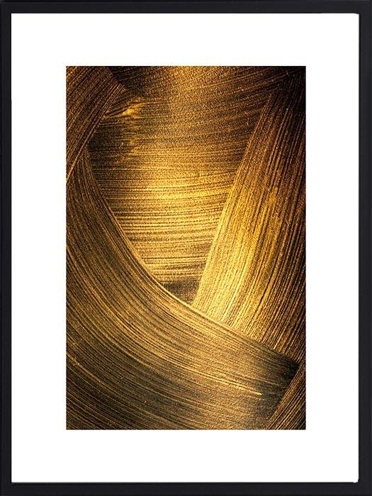 Golden-brush-noir
