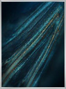 Cadre argenté