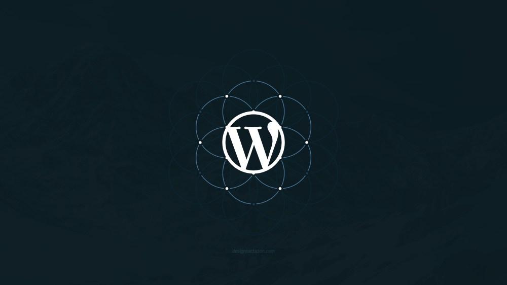 Sacred Geometry / WordPress Wallpaper
