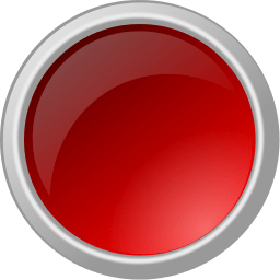arrow_button_metal_red_blank