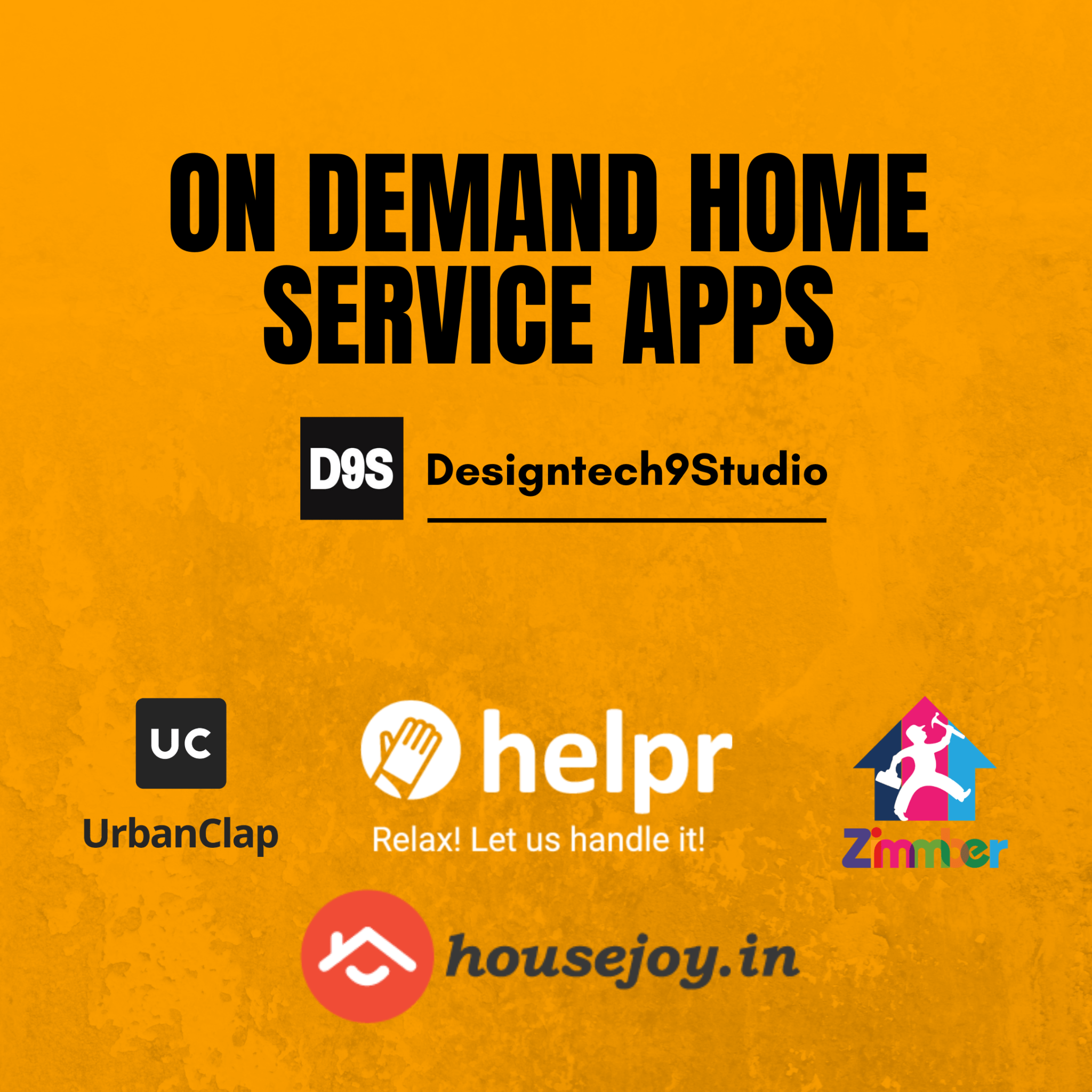 On Demand Home Service Apps