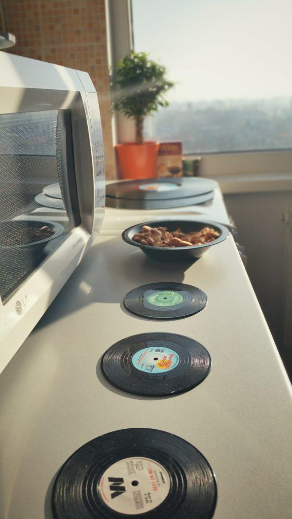 Coasters disc vinil