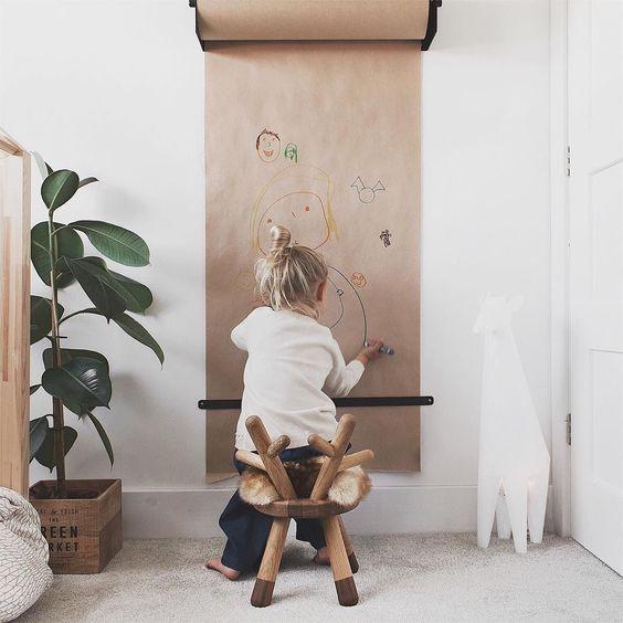 pereti camera copilului Pinterest