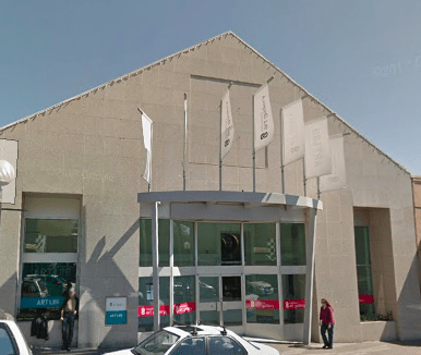 Nanaimo Art Gallery exterior