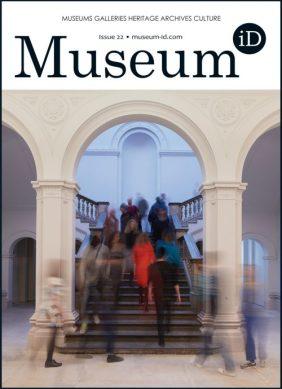 Museum ID Magazine, volume 22