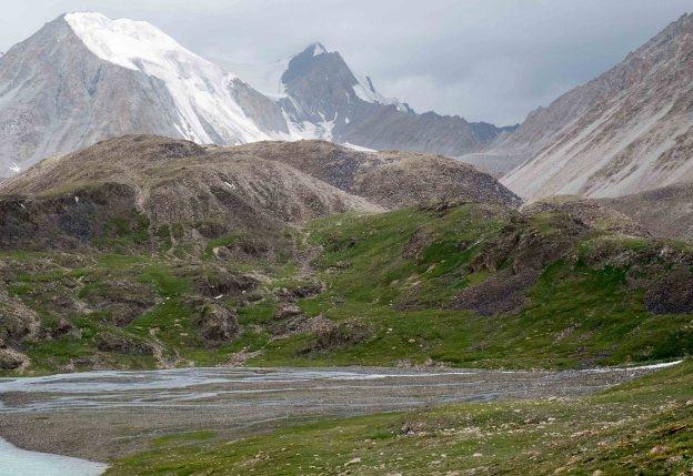 Besh Kol (Five Lakes) trek, Kyrgyzstan